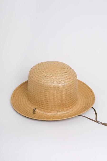 Clyde Toni Hat in Honey