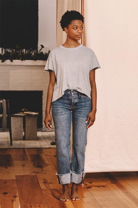 M.i.H. Jeans Phoebe Boyfriend Jean - Faded