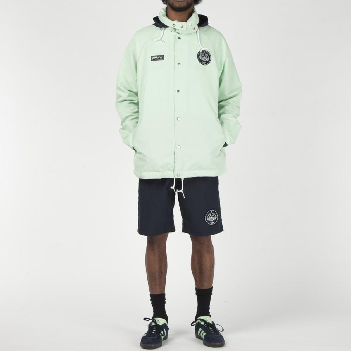 Adidas Spezial Livesey Anorak Spring