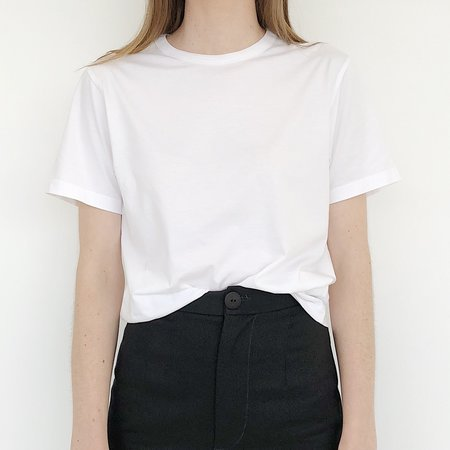 Tanaka White Classic T-Shirt