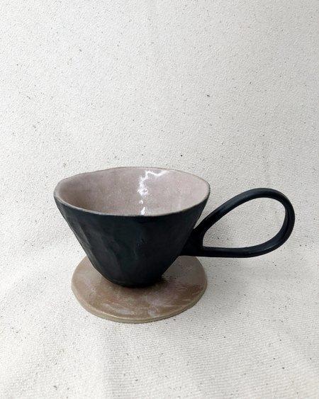 Elli Walsh - Black Mug