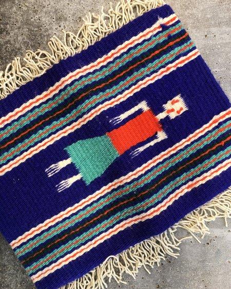 Found Navajo Clutch