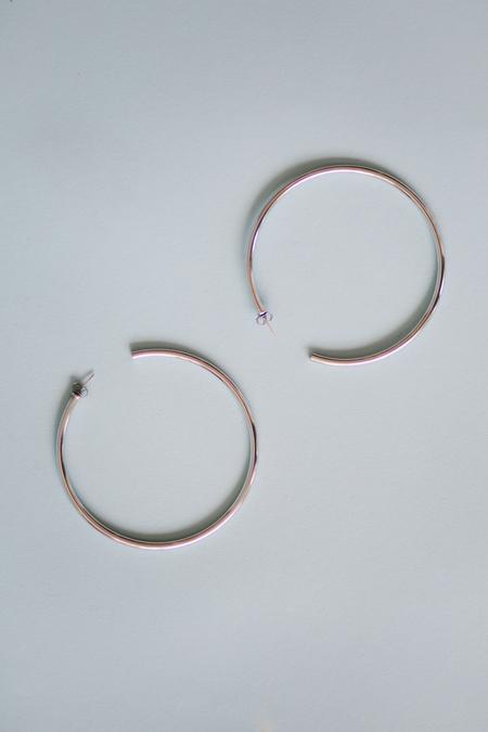 Laura Lombardi XL Classic Hoops