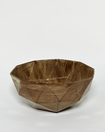 Kelly Lamb Porcelain Serving Bowl