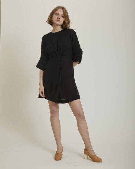 Gary Bigeni Podina Silk Dress