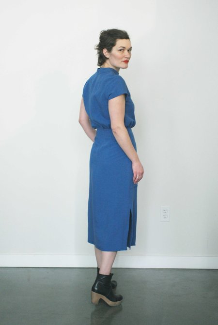 Jennifer Glasgow Mast Dress in Azur or Black