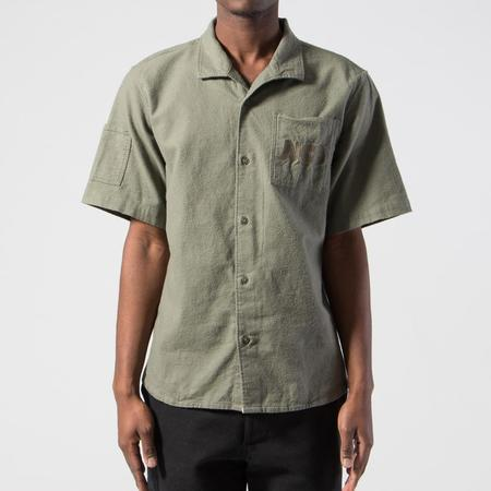 Garbstore NCB Slacker Shirt - Elephant