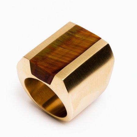Ming Yu Wang Deckard Ring