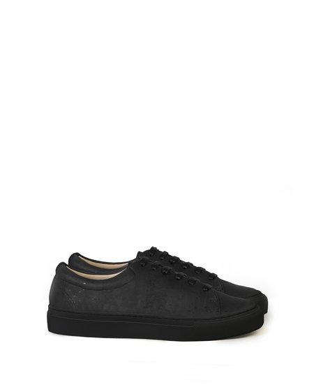 Sydney Brown Low Sneaker Charcoal