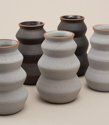 Maaari Banga Vase - Black
