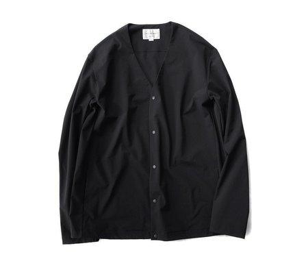 Still By Hand Cardigan Jacket - Black