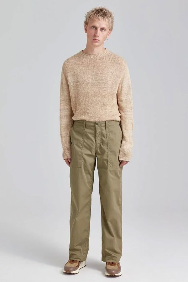 Our Legacy Army Tactic Twill Pants - Olive