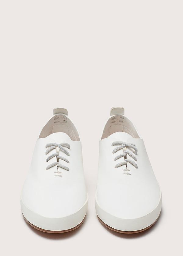 Men's Hand Sewn Court - White
