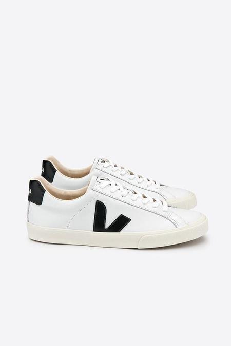 Esplar Sneaker in White/Black