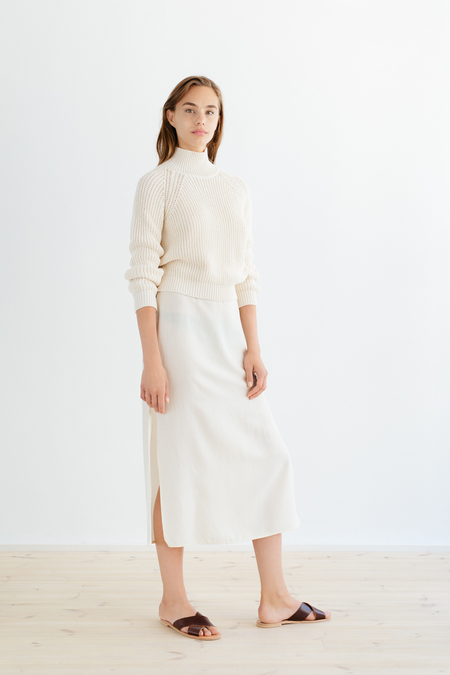 Samuji Suvi Dress - Ecru