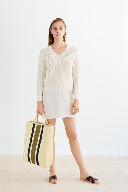 Samuji Sylli Dress - Ecru