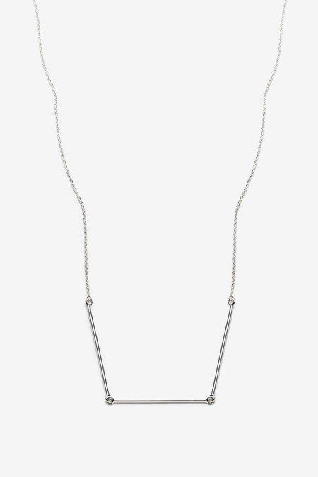 Pilar Agueci Collier Siria - Sterling Silver