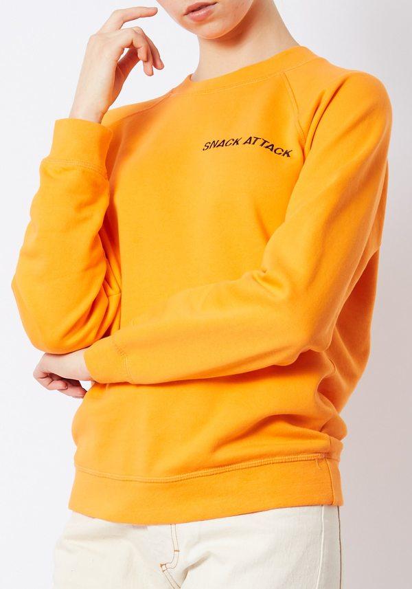 Ganni Lott Isoli Snack Attack Sweatshirt