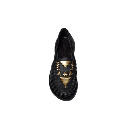 Cartel Footwear Merida - Black / gold