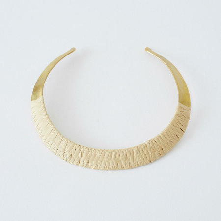 Crescioni Arroyo Necklace - Palm