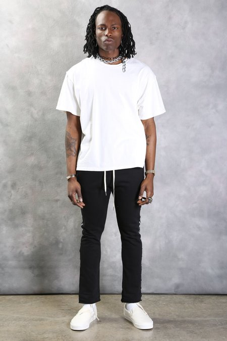 Mr. Completely Short Sleeve Boxy T - White