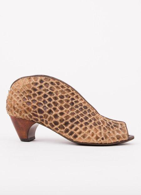 Salpy Geneva Low shoe - Monkfish