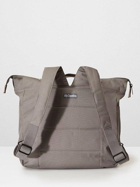 Unisex Ally Capellino Frank Rip Rucksack bag - Grey