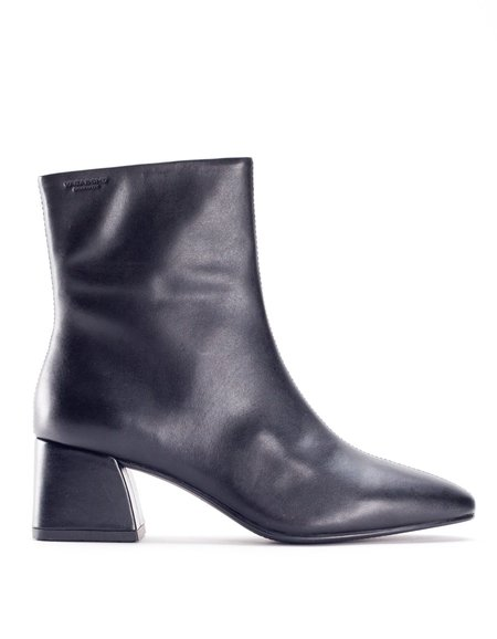 Vagabond Alice Leather Boot Black