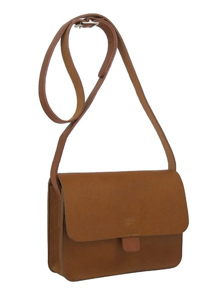Kate Sheridan Tab Bag in Tan