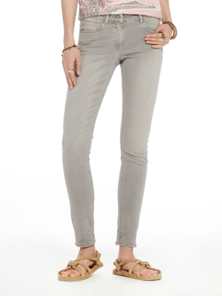 Maison Scotch Bohemienne Jean in Sea Grey