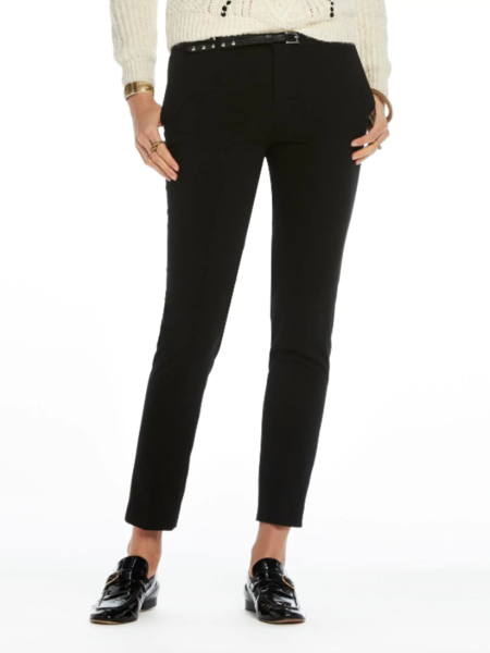 Maison Scotch Tailored Trousers in Black