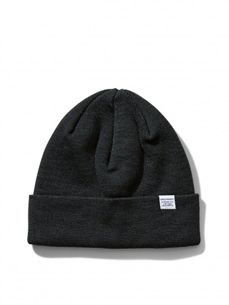 Norse Projects Top Beanie in Moss
