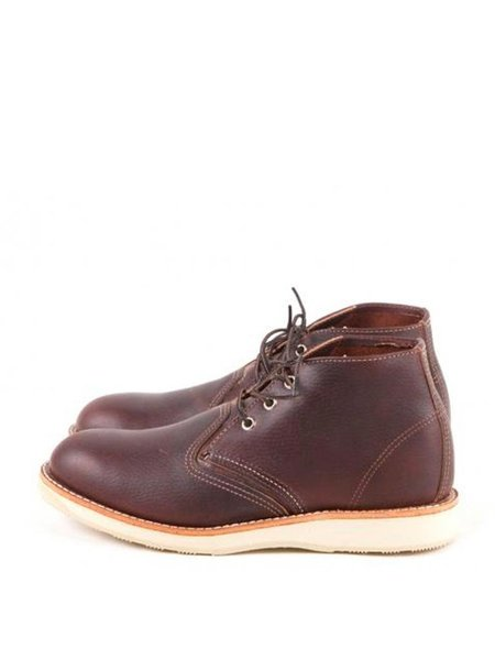Redwing Brown Chukka Boot - DARK BROWN