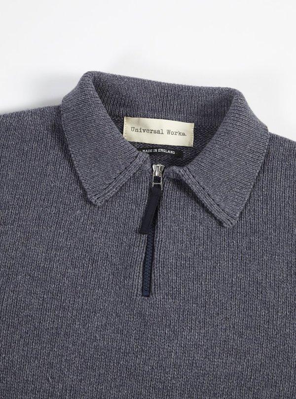 Universal Works Zip Knit