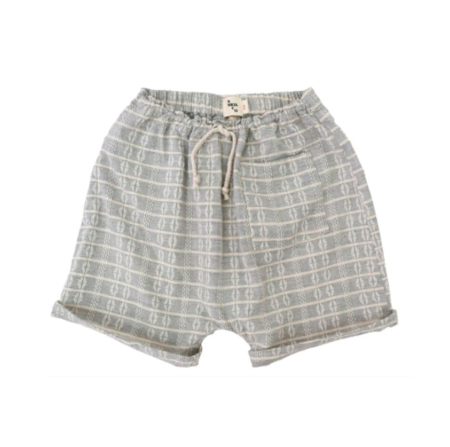 Kids Nico Nico Pico Harem Shorts - Grey