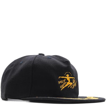 BRAIN DEAD DEATH OF LIFE HAT / NAVY