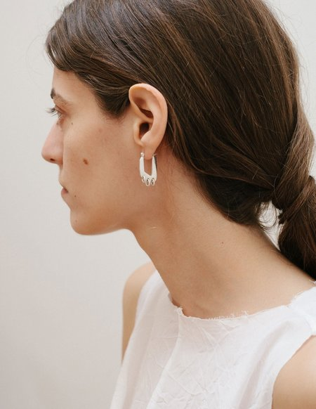 Erin Considine Gabriel Earrings - Silver