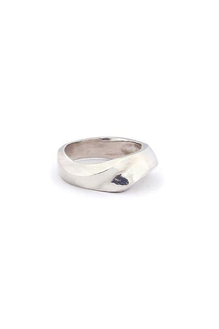 Erin Considine Levels Ring - Silver