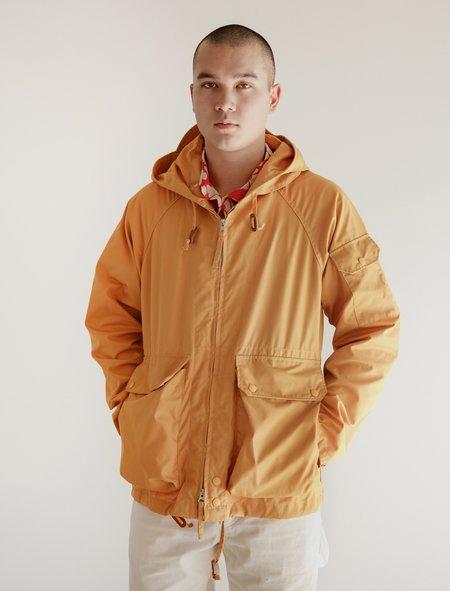 Engineered Garments Atlantic Parka Gold PC Poplin