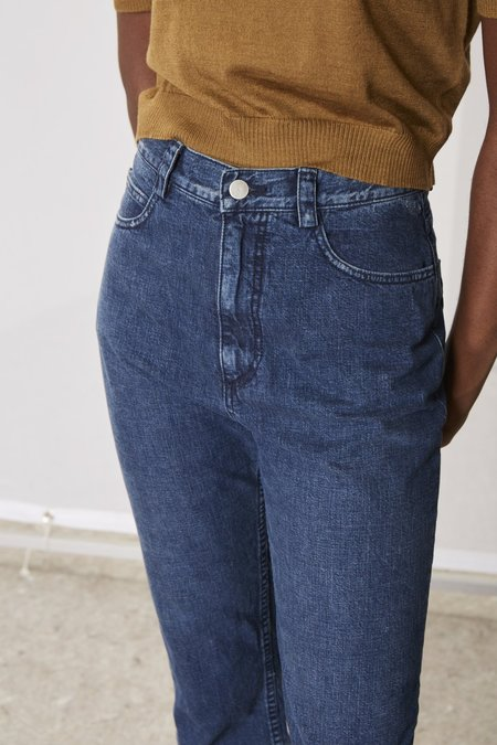 Rachel Comey Slim Legion Pant - Classic Indigo