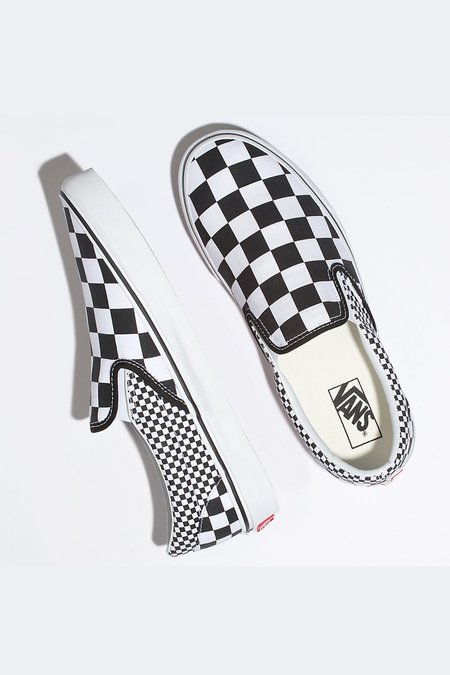 VANS Classic Slip On - Mix Checker