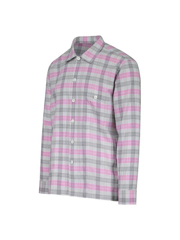 Tres Bien Short Tunic Flannel Shirt