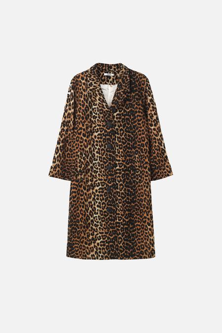 Ganni Camberwell Coat