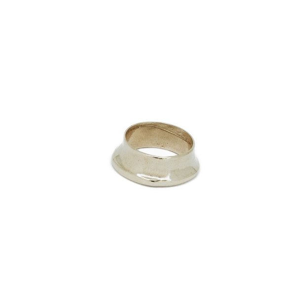 Fragment Statement Ring - Brass