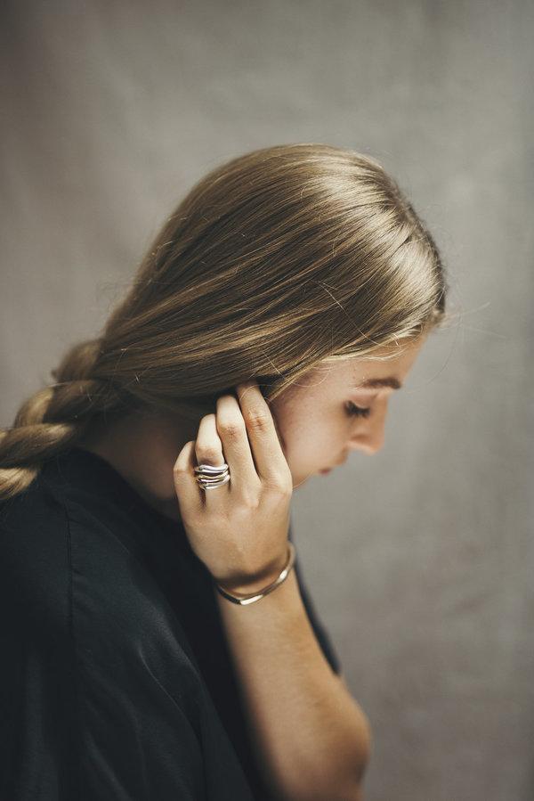 Iya Ring - Silver