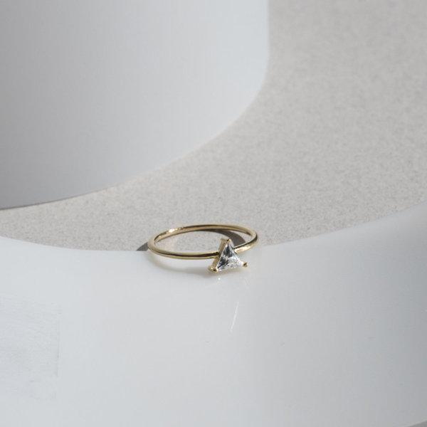 Lindsay Lewis Ashland Ring - White