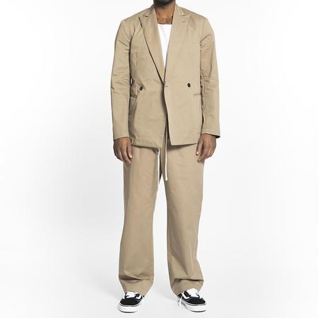 S.K. Manor Hill Darwin Blazer - Clay
