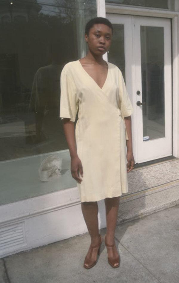 Waltz Wrap Dress
