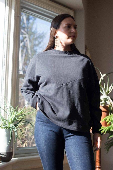 Odeyalo Manitoba Sweatshirt - Black