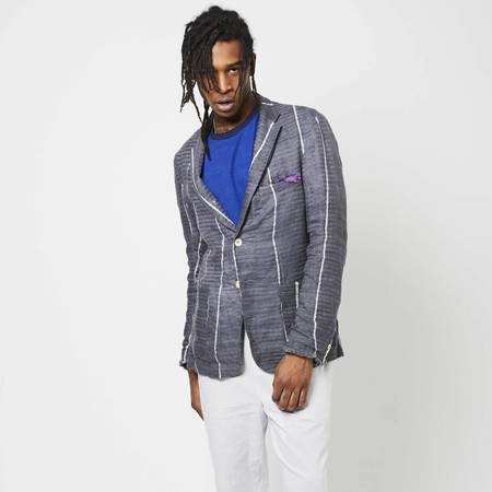 Post-Imperial Standard Jacket - Gray